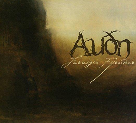Auðn Book Cover