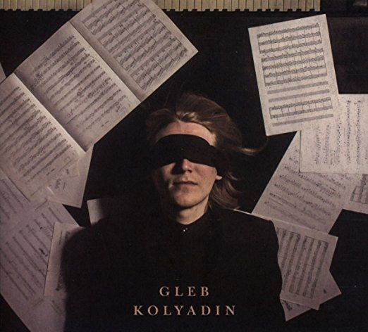 Gleb Kolyadin Book Cover
